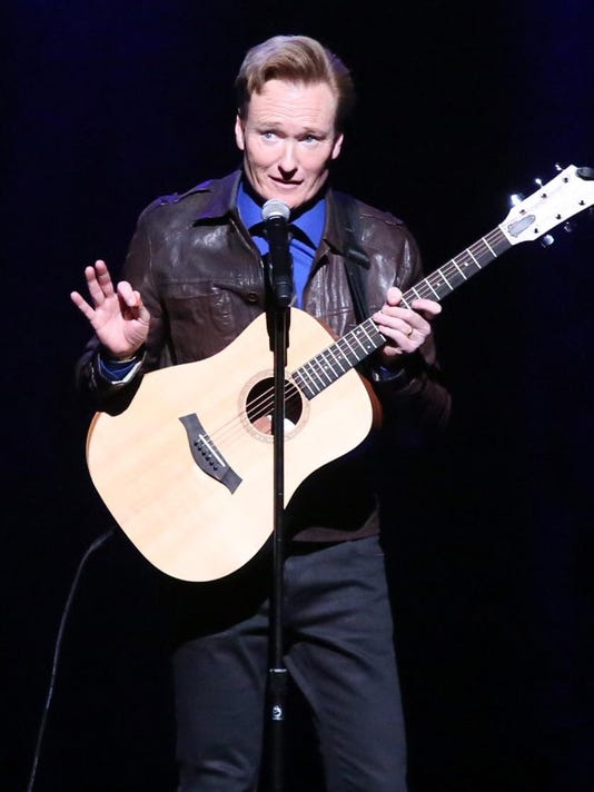 Conan O'Brien Performs At New York Comedy Festival