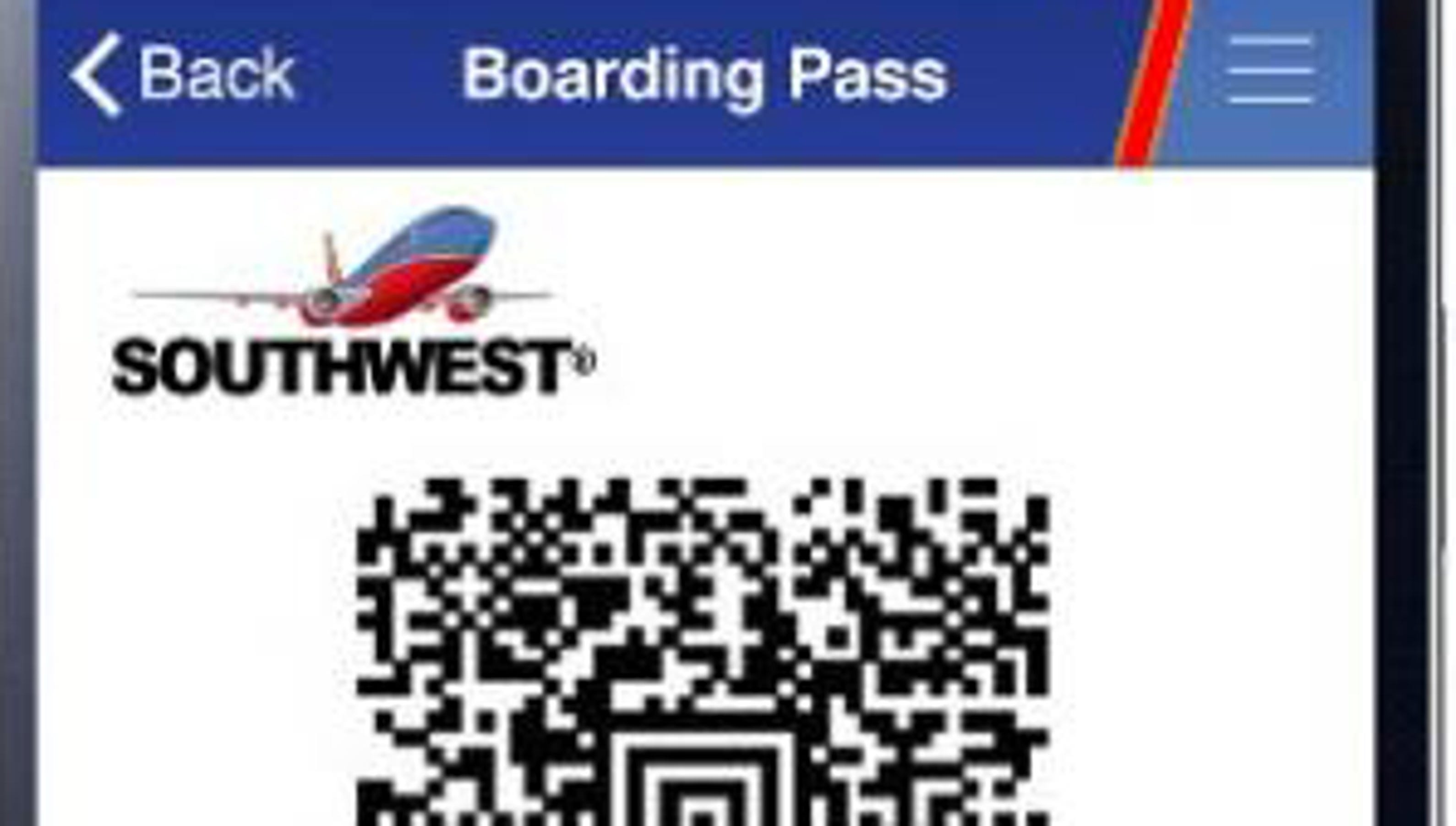 southwest airlines mobile boarding passes come to rsw
