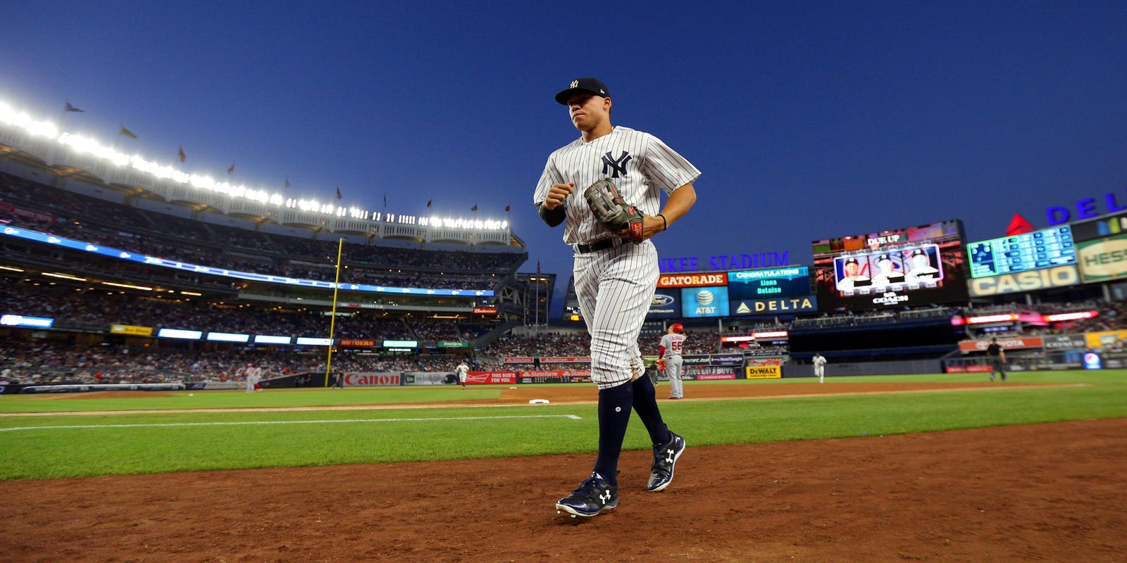 6 things you need to know about Yankees star Aaron Judge