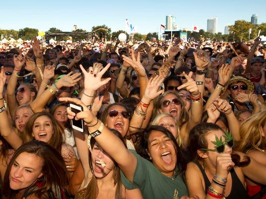 AP AUSTIN CITY LIMITS MUSIC FESTIVAL A ENT USA TX