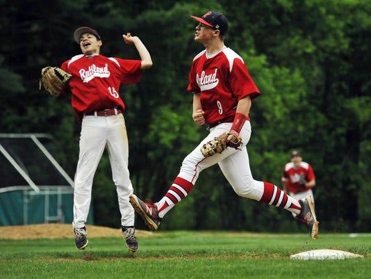 Vt. D-I Baseball Playoffs