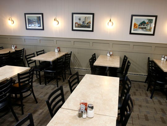 Paintings capture historic scenes around town at Connie's