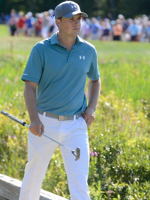 Jordan Spieth says he had two bad weeks, but he's found his game again as the BMW Championship approaches.