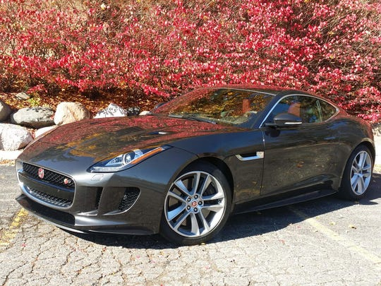 Jaguar's coupe offers a ride worthy of a Bond film cameo.