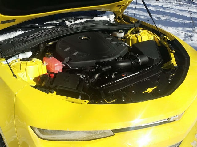 Payne: Camaro turbo-4 or V-6?