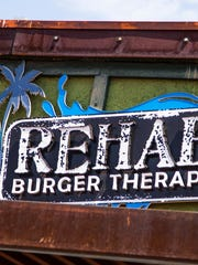 Rehab Burger Therapy, a Scottsdale restaurant at 7210 E. Second St.