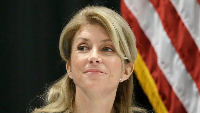 Texas Sen. Wendy Davis is the Democratic nominee for governor.