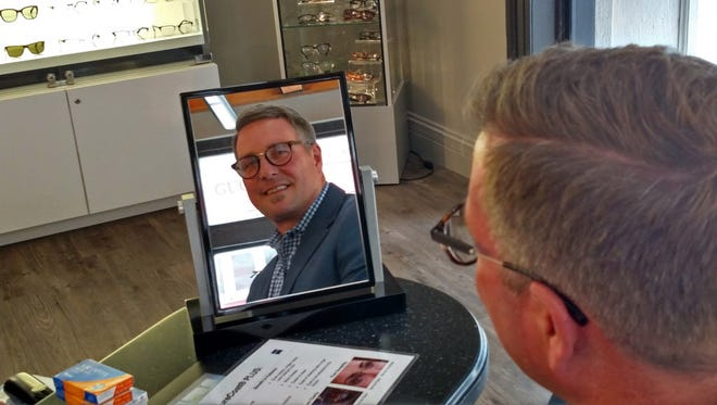 CEO Darren Horndasch has developed a sharp focus for Wisconsin Vision Inc.