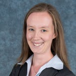 Emily Hartmann is the new Medical Device Manufacturing Cluster project manager at the Borderplex Alliance in El Paso.