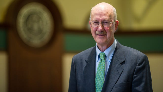 Donald Loppnow will be interim president at Eastern Michigan University for the third time.