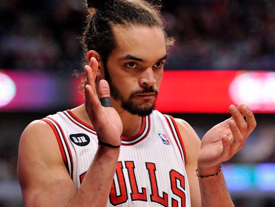 Joakim Noah leads Bulls to OT win vs. Heat