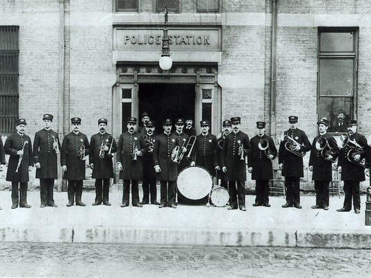 Milwaukee Police Band 1898