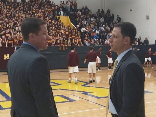 Friday's Rainbow Classic pits Pittsford Mendon, coached