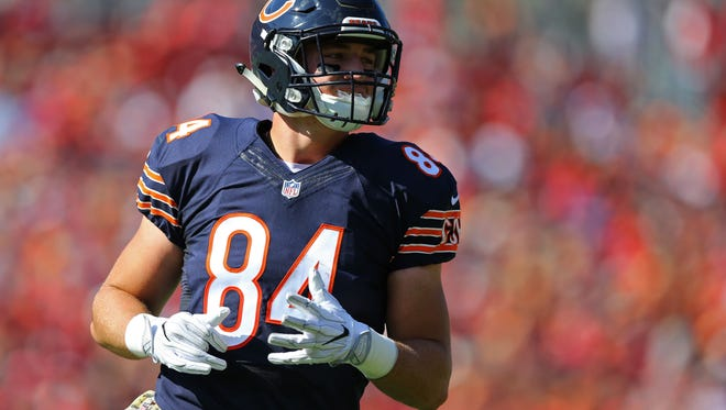 Forest Park grad Ben Braunecker has made the Chicago Bears' 53-man roster.