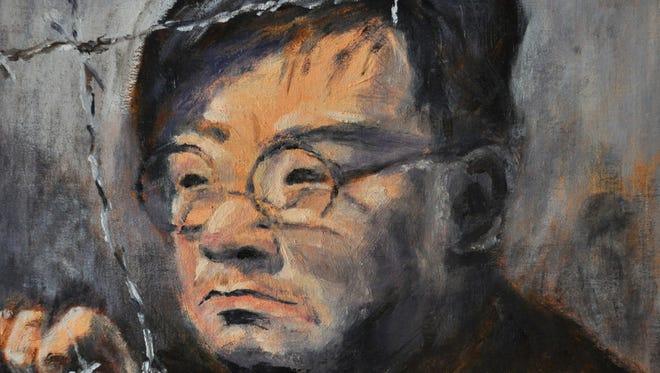 """""""Resentment"""" by Michi Takemoto."""