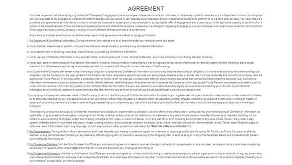 Doc.#460595: Non Disclosure Agreement Word Document