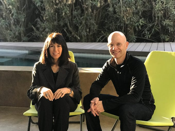 In 2009, architect couple Brian and Melissa Farling