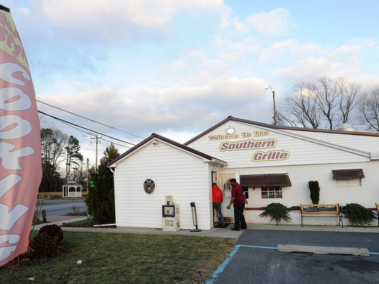 Southern Grill in Ellendale serves a Muskrat Dinner