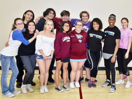 These Coachella Valley performing arts students recently
