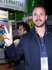 Cristian Zuárez, ex pareja de Laura Bozzo.
