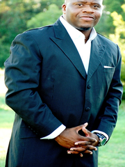 Pastor Bertrand Maurice Bailey Jr. of Greater Bible