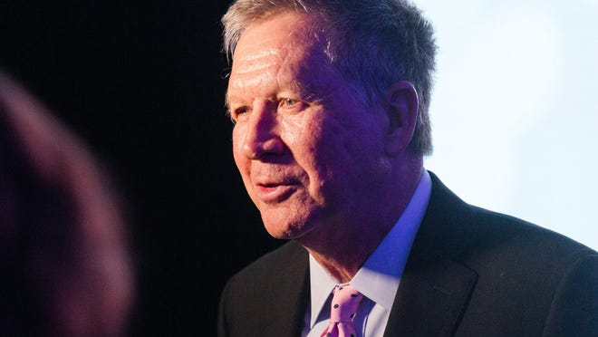 Former Ohio Gov. John Kasich may get to speak at one national political convention this election year.