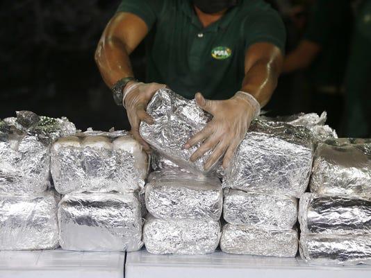 Philippines Illegal Drugs