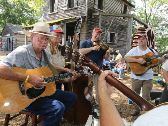 Uncle Dave Macon Days Bluegrass and Roots Festival is July 13-14.