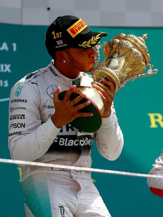 BESTPIX F1 Grand Prix of Great Britain