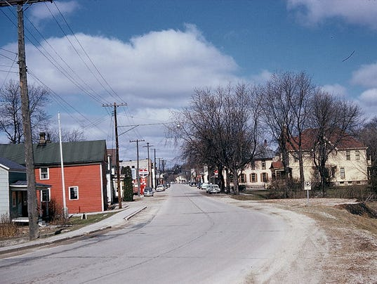 Downtown Mishicot