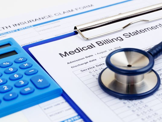 Medical bill and insurance