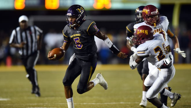 Hattiesburg and Laurel will battle in a rematch of the Little Brown Jug Game Friday at Laurel.