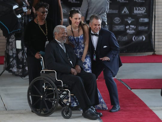 The Fort Myers Film Festival opened on Wednesday with