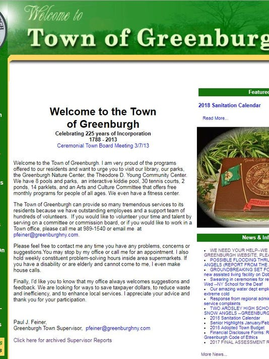 Greenburgh website