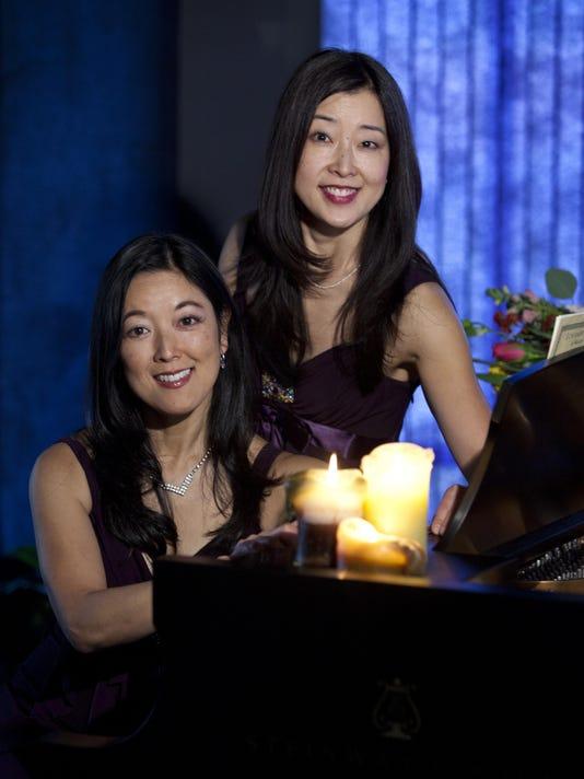 mto Mack Sisters perform