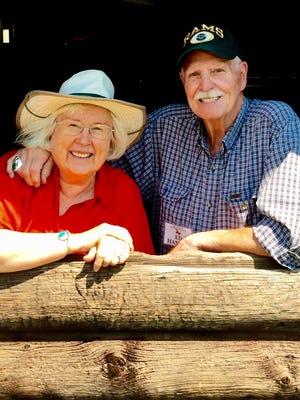Ed and Winnie Hanson