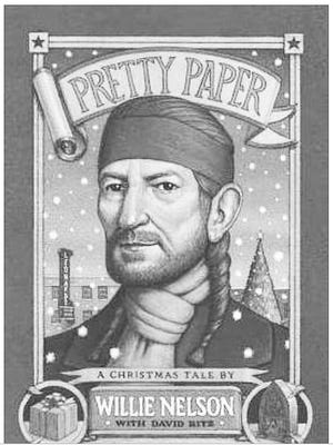 """""""Pretty Paper"""" by Willie Nelson"""