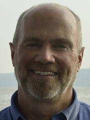 Croton Mayor Greg Schmidt
