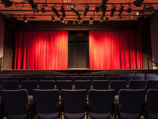 Theatre Conspiracy's home: Foulds Theatre at Alliance