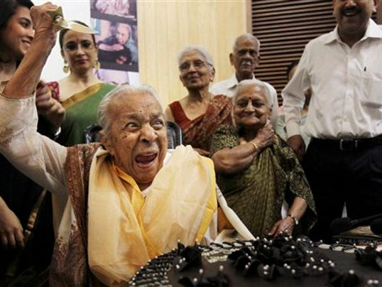 Indian actress dies