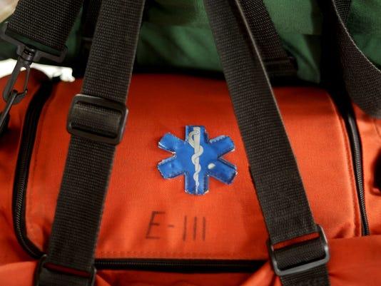 Emergency gear rescue fire medical