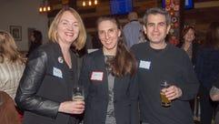 Maureen Vanacoure, Danielle and Al DeLaurentis. Northern