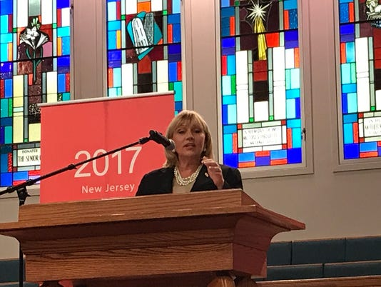 Guadagno at Affordability Summit