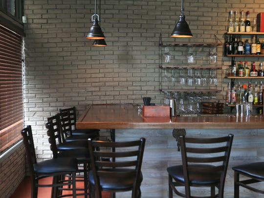 La Chasse at 1359 Bardstown Road has a clean, understated look to enjoy its French and Spanish fusion restaurant.