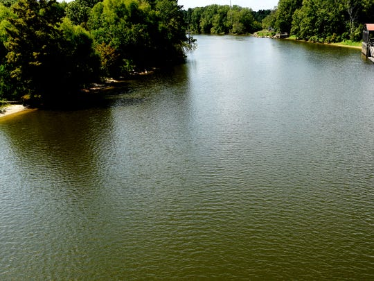 Javier Simpson drowned in the Sabine River on June 4.