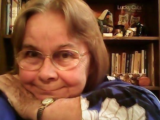 Author Christina Westcott