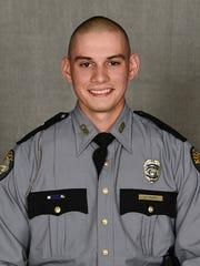 Trooper Alex Ware, KSP Post 4.