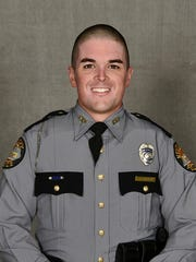 Trooper Jacob Guffey, KSP Post 12.