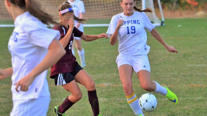 Sabrina Rivers was a three-sport star for Epping High School before turning her focus to soccer, the sport she played in college. Rivers was recently named the new girls soccer head coach for the St. Thomas Aquinas varsity team.