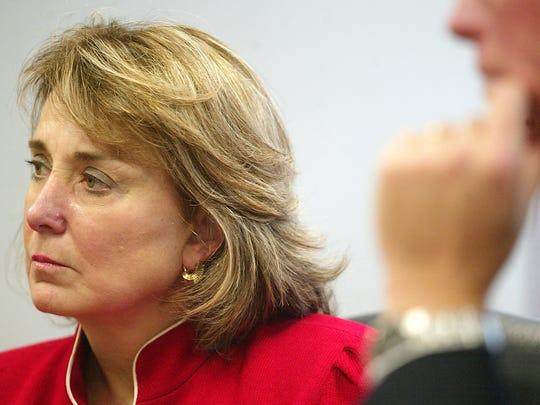 Carol Ammon, CEO of Endo Pharmaceuticals